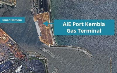 PORT KEMBLA GAS TERMINAL AWARDED CRITICAL STATE SIGNIFICANT INFRASTRUCTURE STATUS