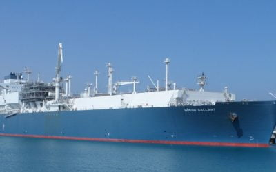 Floating Storage and Regasification Unit (FSRU) secured