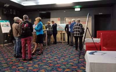 Community Information Session held